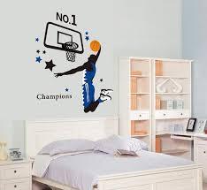 deco basketball chambre les 9 meilleures images du tableau basket sur