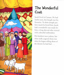 learning is fun picture bible stories joseph the dreamer