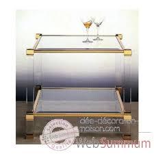 canapé marais bout de canapé carré marais en pmma dans table basse sur idée