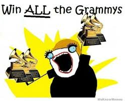 Meme All The Things - win all the grammys weknowmemes