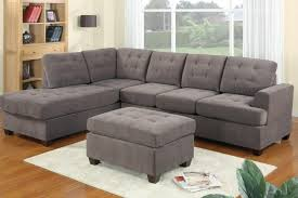 charcoal sectional sofa 2 pc smicrofiber sectional sofa with chaise charcoal l shaped grey