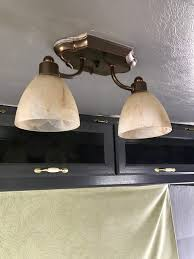 Rv Light Fixture How To Replace Led Lights In A Rv Happiest Cer