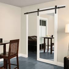 Interior Barn Door Hardware Home Depot by Bathroom Sliding Barn Doors For Sale Bathtub Doors Trackless
