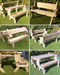 Diy Foldable Picnic Table by Best 25 Folding Picnic Table Bench Ideas Only On Pinterest