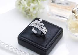 Crown Wedding Rings by Hey I Found This Really Awesome Etsy Listing At Https Www Etsy
