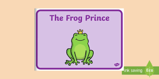 frog prince ebook book interactive book traditional