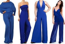 royal blue jumpsuit royal blue jumpsuits choozone