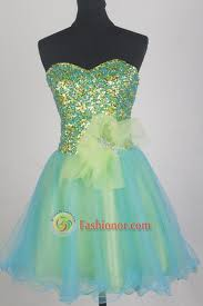 pretty short sweetheart mini length prom dress lhj42853