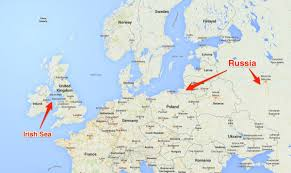 Undersea Cables How Russia Targets by Submarine Almost Capsized Fishing Boat In Irish Sea Business Insider