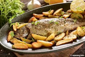 truite cuisine recette de truite farcie aux chignons recettes diététiques