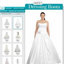 wedding dressing new virtually try on wedding dresses and more brides