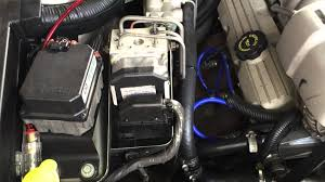 holden commodore abs all dashboard lights fault youtube