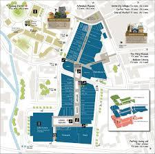centre map westgate oxford