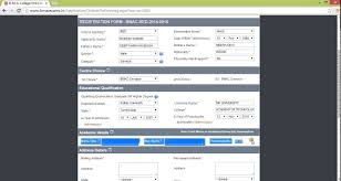 b ed online admission video tutorial 2014 2015 youtube