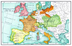 Map Of Europe Pre Ww1 by Maps By Chapter