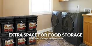 extra room in house ideas how to create extra space for food storage 14 ideas to stretch a