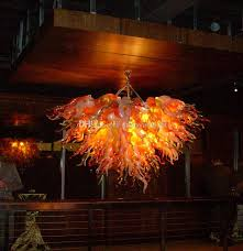 Chandelier Dubai Discount 100 Hand Blown Glass Chandeliers Dubai Big Discount