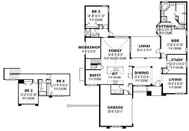 frank lloyd wright inspired house plans prairie style home plans home design 3001