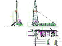 chambre r rig petroleum drilling machine manufacturer from china