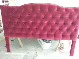 Diy King Tufted Headboard by Bedroom Interesting Tufted Headboard For Traditional Bedroom Design