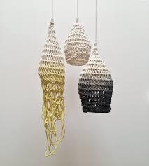 Jellyfish Pendant Light Amulette Jute Mesh Pendant Light U2013 Pepinshop