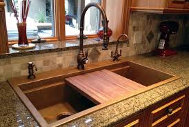 Countertop Kitchen Sink Five Inc Countertops Modern Sink Designs To Match