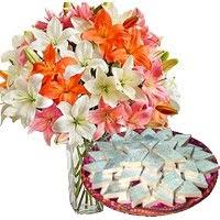 Same Day Delivery Gifts Deliver Bhai Dooj Gifts In Kolkata Flowers To Kolkata Cakes To
