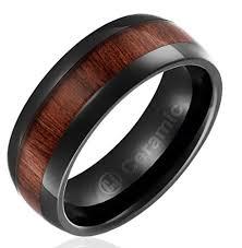 black wedding rings for men top 10 unique men s wedding bands dudeliving