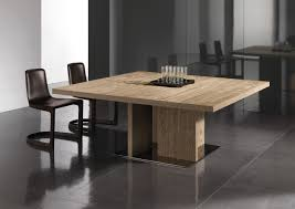 dining tables astonishing square pedestal dining table square