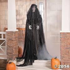 amazon com halloween prop lifesize floating witch decoration