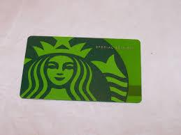 starbucks christmas gift cards gift card red w gold christmas tree zero balance