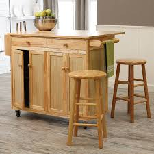 movable kitchen island with breakfast bar amazing movable islands for kitchen 7 photos
