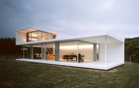 Modern Prefab Homes Fabulous Prefab Home Design With Cream Wood - Modern modular home designs