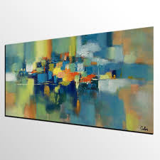 Art Decor Home by Canvas Art Abstract Painting Wall Painting Home Art Decor
