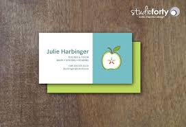 apple business card business cards for teachers 48 free psd format free