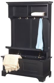 Entryway Shoe Storage Bench And Wall Mount Hutch Home Decor Narrow Coat Rack Bench With Shoe Storage
