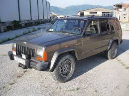 Jeep Cherokee 2 5 1989 Review Specifications And Photos U2013 Bugatti