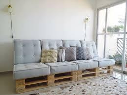 faire un canapé comment fabriquer un canapé en palette tuto et 60 idées
