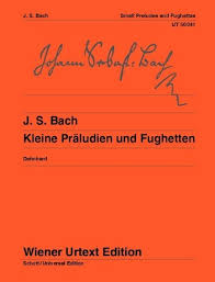 bach preludes and fugues for piano universal edition