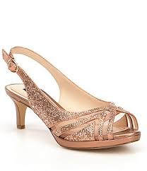 wedding shoes gold women s bridal wedding shoes dillards