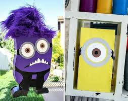 Despicable Me Decorations Despicable Me 2 Party Tonya Staab