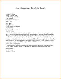 cover letter cover letter manager position sample cover letter