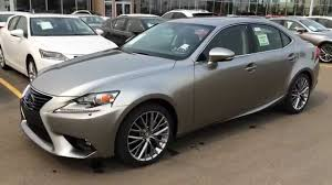 white lexus is 250 2014 2015 lexus is 250 awd premium package review atomic silver on