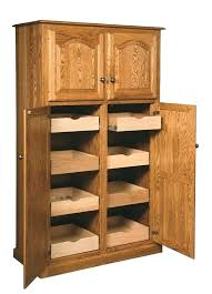 kitchen storage furniture pantry interiors and design oak kitchen pantry storage cabinet wood