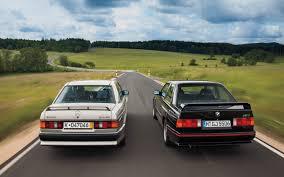 mercedes benz 190e 2 3 16 vs e30 bmw m3 motor trend classic