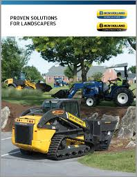 new holland landscape buyers guide garton tractor california