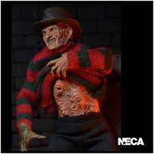 Neca Nightmare On Elm Street 8 Inch Freddy Figure Mad About Horror