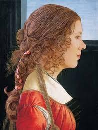 Frisuren Renaissance Anleitung by Renaissance Mittelalter Frisur Haarteil Haarteile