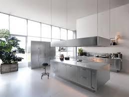 edelstahl küche edelstahl küche abimis wo design und funktion ineinander fließen