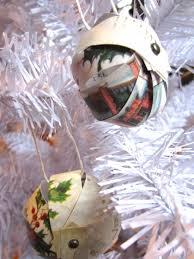 make scrap ornaments crafts